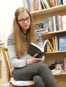 Alina Schüttler Lesung Buchhandlung Jakobi 3
