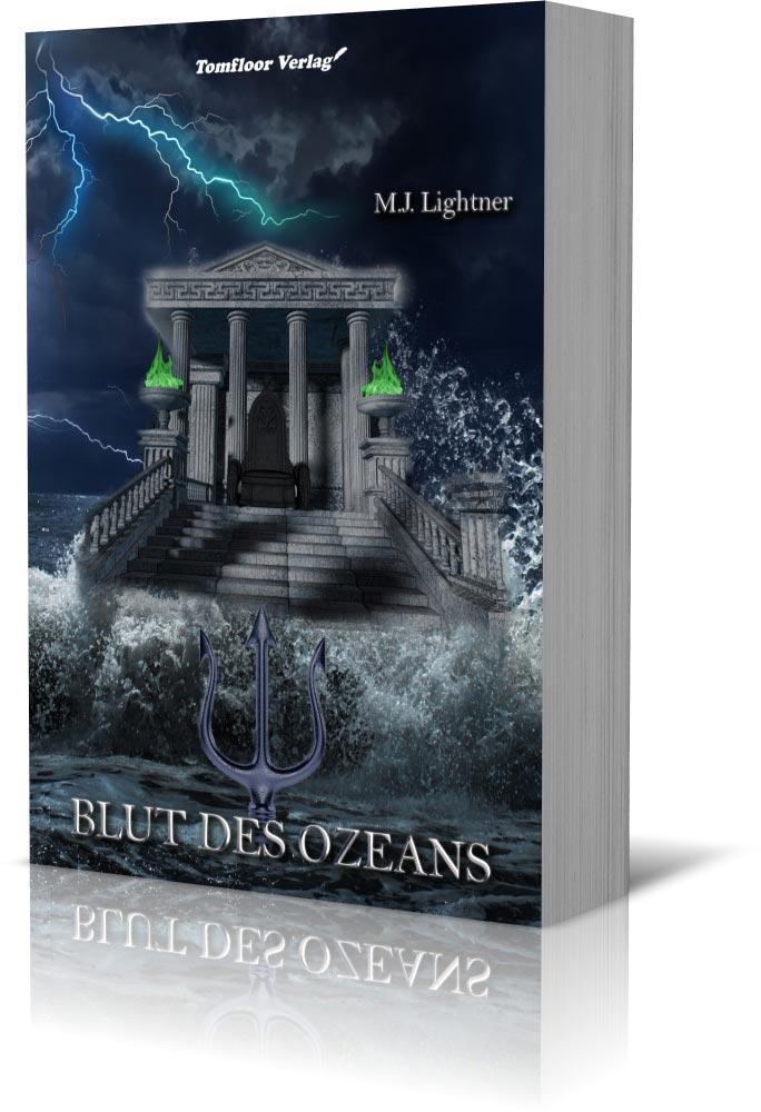 Blut des Ozeans - Lightner - Tomfloor Verlag