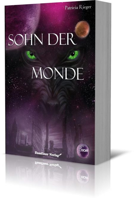 Sohn der Monde - Patricia Rieger - Tomfloor Verlag