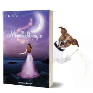 Covervorstellung c.k. Zille Mondlichtmagie Tomfloor Verlag
