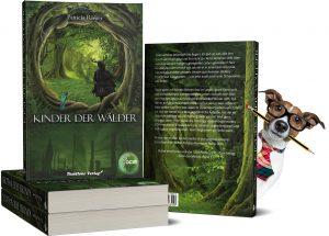 Patricia Rieger Kinder der Wälder Vorbestellung Tomfloor Verlag